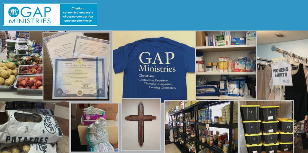Gap Ministry Website