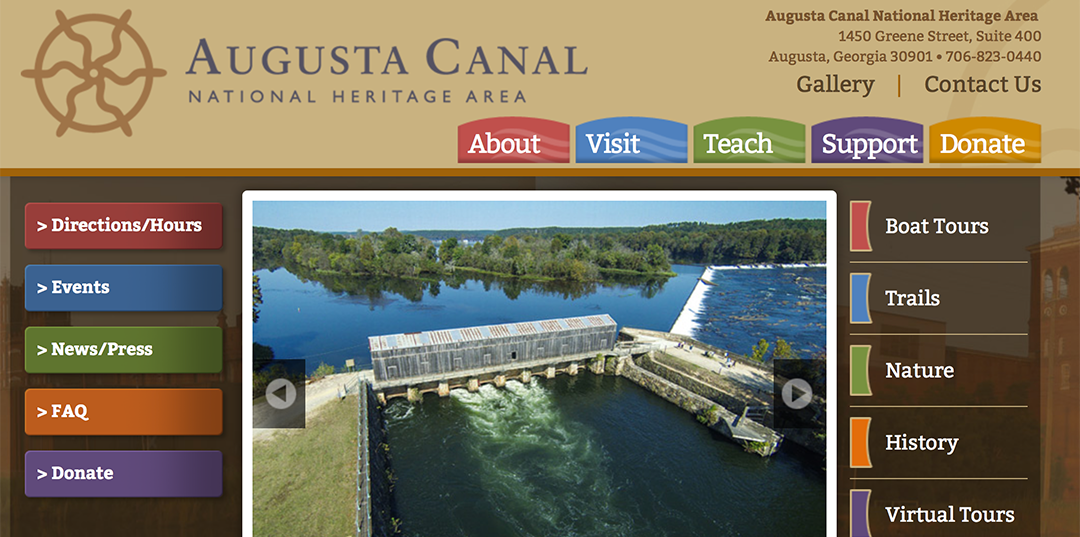 Augusta Canal